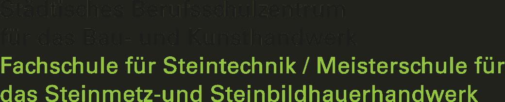 Fachschule für Steintechnik / Meisterschule für das Steinmetz- und Steinbildhauerhandwerk